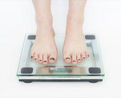 半年で20キロ痩せる