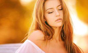 綺麗な若い女性
