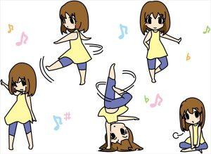 ダンス「KAGURA」
