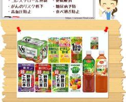 食物繊維の多い野菜ジュースランキングベスト10