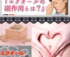 エクオール-副作用